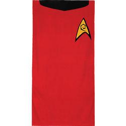 Star Trek Red Security Bath Towel