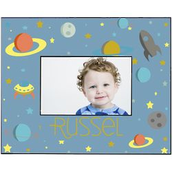 Boys from Outer Space Personalized Picture Frame