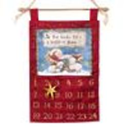 A Savior is Born Advent Pocket Calendar