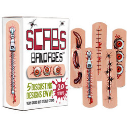 Scabs Bandages