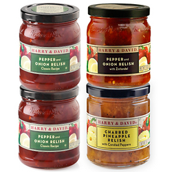 Create Your Own 4-Pack Deluxe Relish Sampler