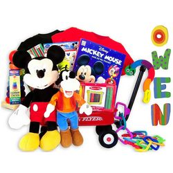 Disney's Mickey Mouse Radio Flyer Baby Gift Set