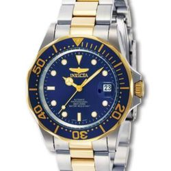 Pro Diver Automatic Mens Watch