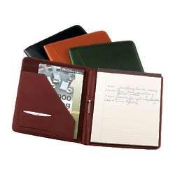 Deluxe Leather Writing Padfolio