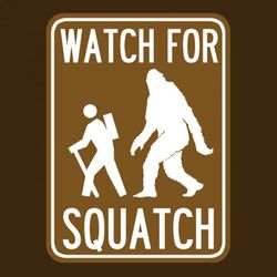 Finding Bigfoot Watch for Squatch Youth T-Shirt