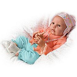 Hannah Goes to Grandma's Baby Doll
