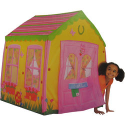 Girl's Blossom Bright Playhouse