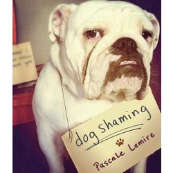 Dog Shaming Book