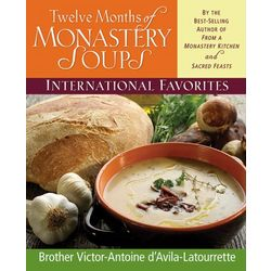 12 Months of Monastery Soups Cookbook
