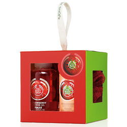 Strawberry Mini Shower Gel and Lotion Gift Box