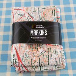 Personalized Mapkins