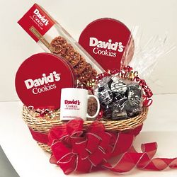 David's Grande Cookie Gift Basket