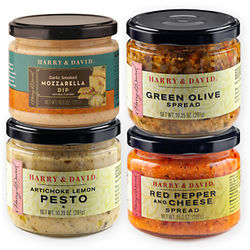 Create Your Own 4-Pack Dips and Spreads Sampler