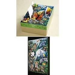 Animal Babies Secret Treasures Gift Box