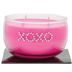 XOXO Wish Candle
