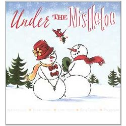 Under the Mistletoe Music CD