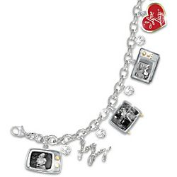 I Love Lucy TV Sets Bracelet