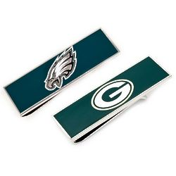 Money Clip with NFL Team Logo