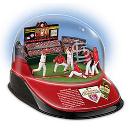 St. Louis Cardinals World Series Sculpture