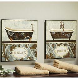 Bath Bliss Prints