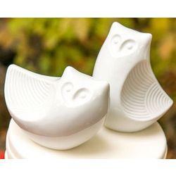 Owl Cake Topper Figurines