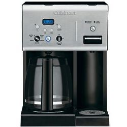 Coffee Plus Programmable Coffeemaker with Hot Water System