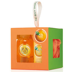 Satsuma Mini Shower Gel and Lotion Gift Box