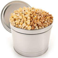 King's Kettle Blend Popcorn 1 Gallon Gift Tin