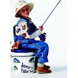 Junior Fishin' Pail - Blue