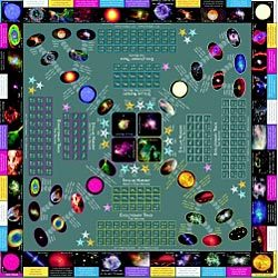Stellar Evolution Board Game
