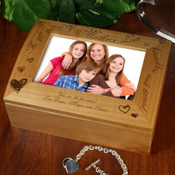 A Mother's Love Photo Box