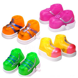 Wind-Up Shoes