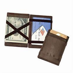 Personalized Magic Leather Wallet