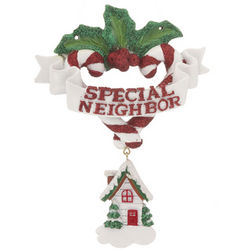 Special Neighbor Christmas Ornament