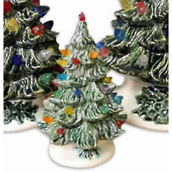 Classic Ceramic Christmas Tree