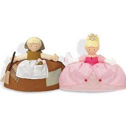Cinderella Topsy Turvy Doll