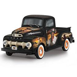 "John Wayne ""The Duke"" 1952 Ford F150 Truck"