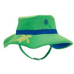 Infant Boy's UPF Shark Beach Bucket Hat