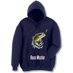 Bass Master Graphic Sweatshirt