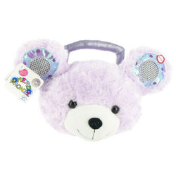 Plush Bear MP3 Adaptor Speakers