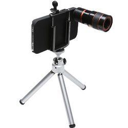 Eyescope iPhone Lens and Tripod