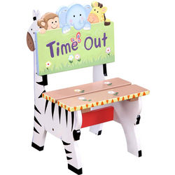 Sunny Safari Kid's Time Out Chair
