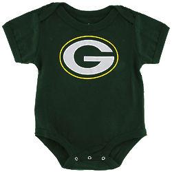 Packers Logo Newborn Bodysuit