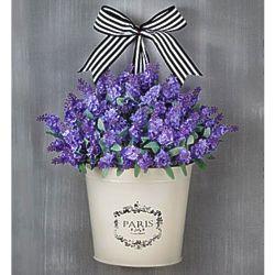 Lavender Door Decor