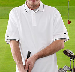 Personalized Nike Dri-FIT® Golf Polo Shirt