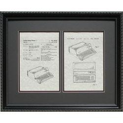 Apple Computer Patent Art