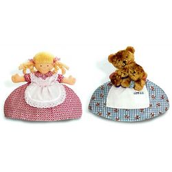 Goldilocks Topsy Turvy Doll