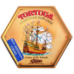 Tortuga Caribbean Blue Mountain Rum Cake
