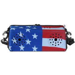American Flag Carrying Case for Big Jawbone Jambox