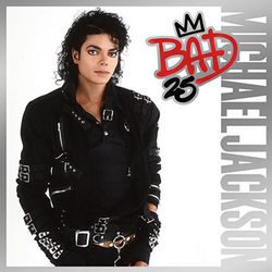 Michael Jackson Bad 25th Anniversary Vinyl Record